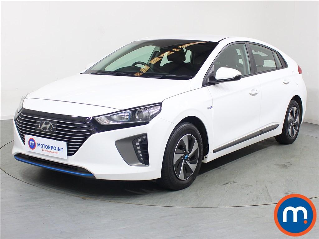 Hyundai Ioniq SE - Stock Number 1080072 Passenger side front corner