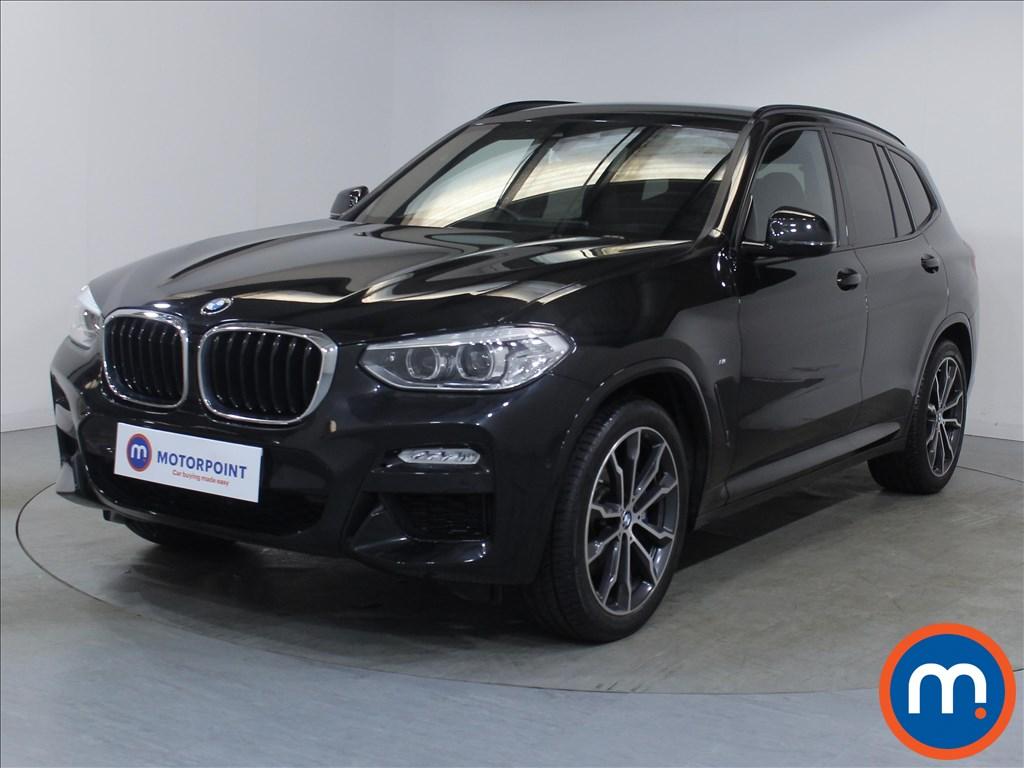BMW X3 M Sport - Stock Number 1089459 Passenger side front corner