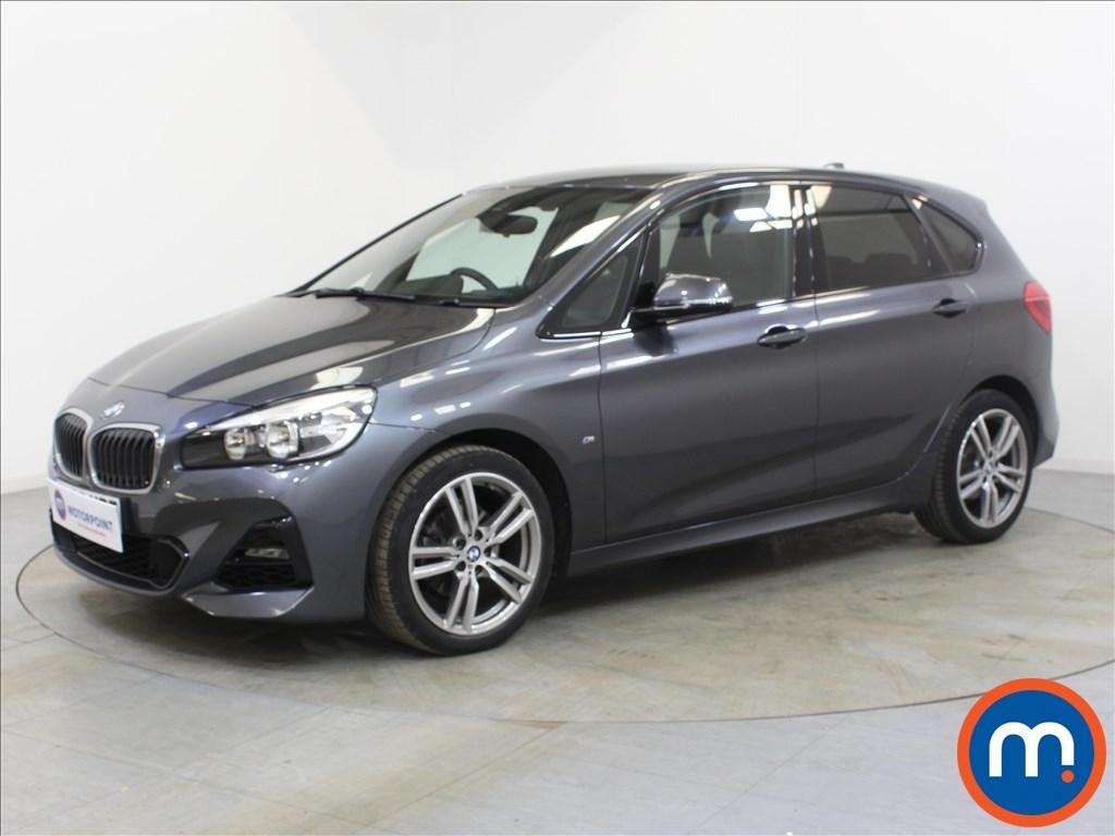 BMW 2 Series M Sport - Stock Number 1100311 Passenger side front corner