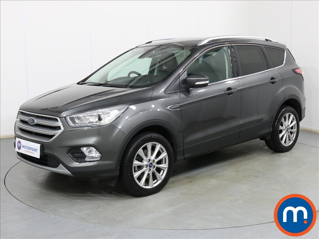 Ford Kuga Titanium Edition - Stock Number 1096031 Passenger side front corner