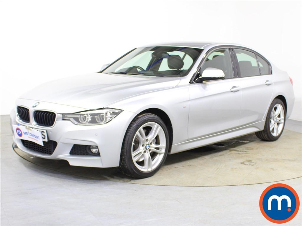 BMW 3 Series M Sport - Stock Number 1097883 Passenger side front corner