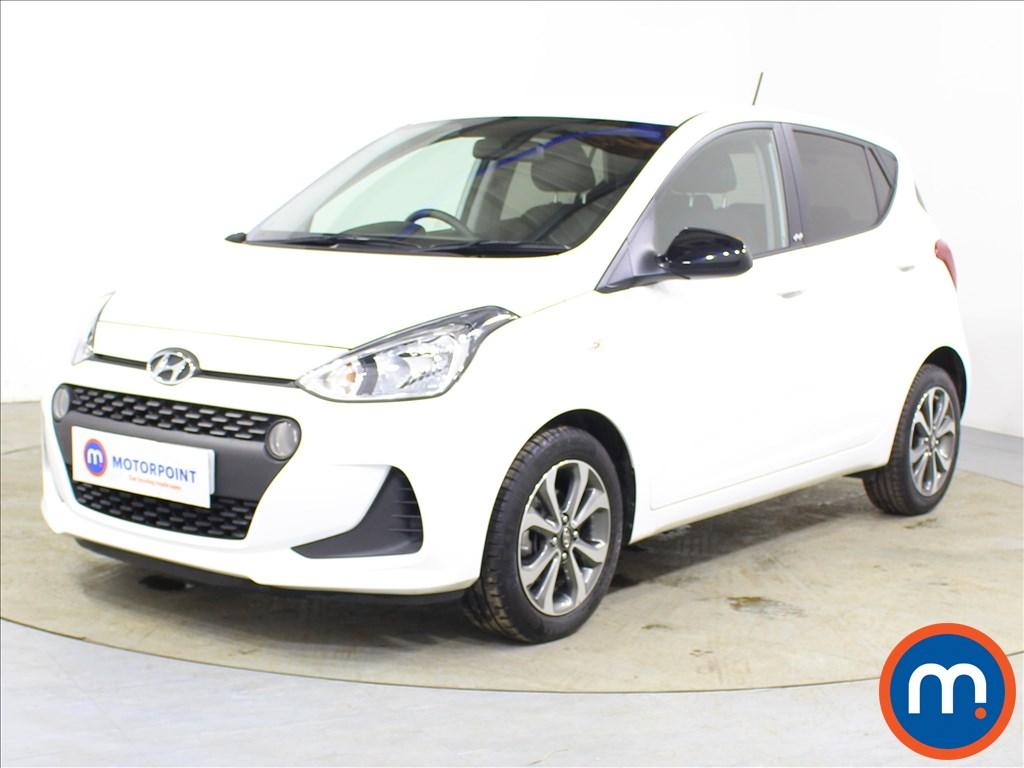 Hyundai I10 Play - Stock Number 1095299 Passenger side front corner