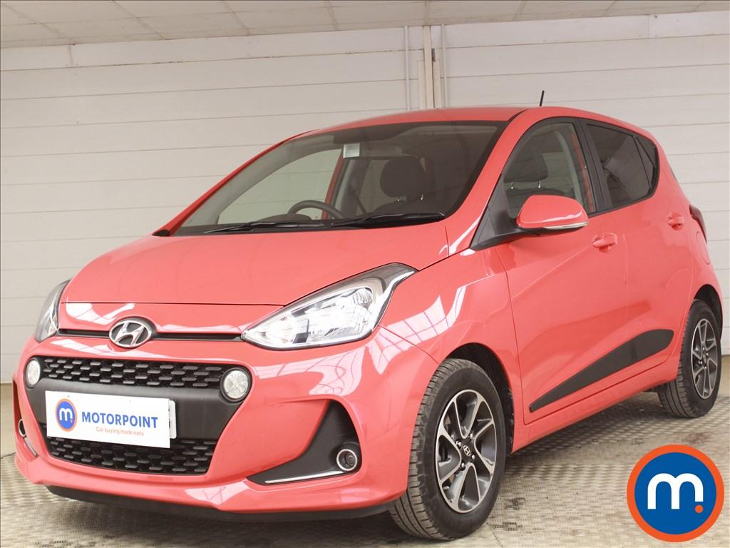 Hyundai I10 Premium - Stock Number 1095427 Passenger side front corner