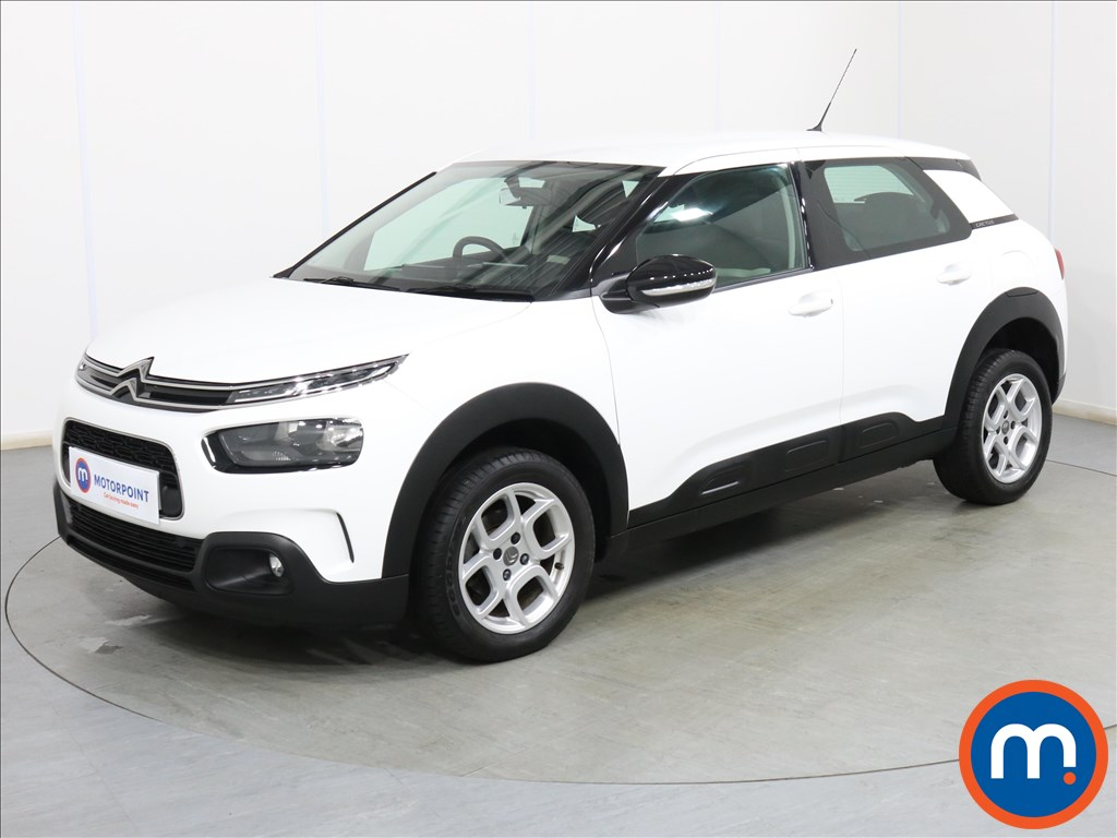 Citroen C4 Cactus Feel - Stock Number 1101562 Passenger side front corner