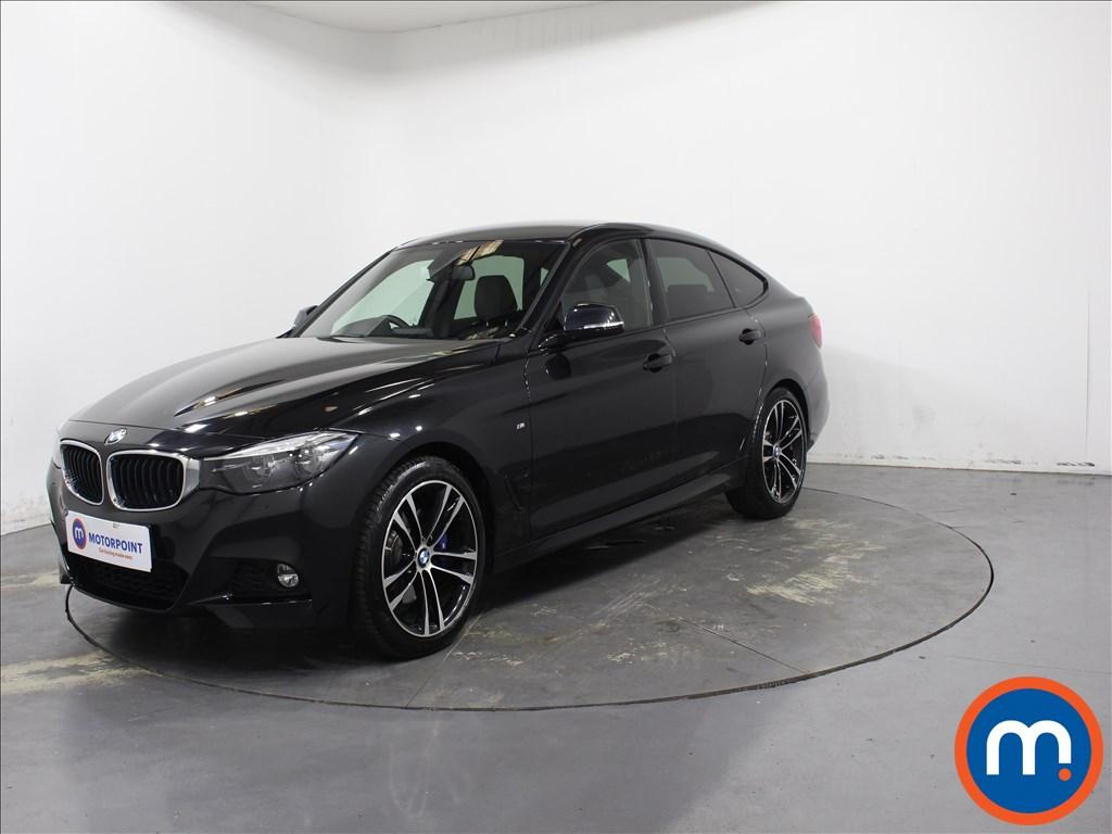 BMW 3 Series M Sport - Stock Number 1095152 Passenger side front corner