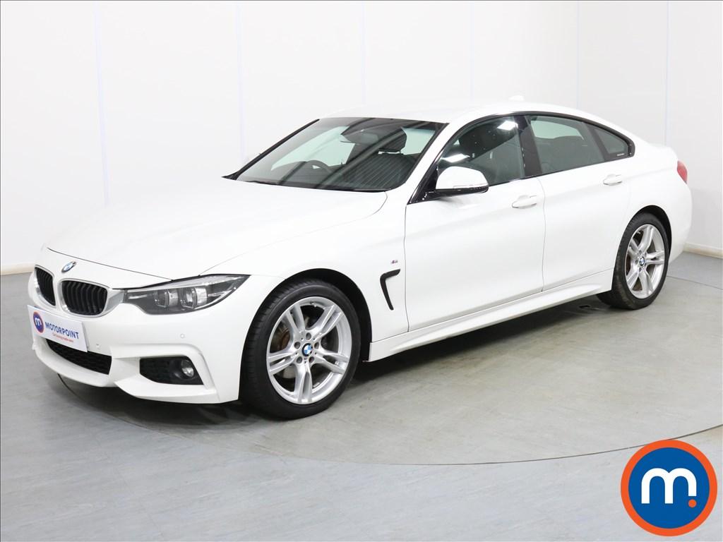 BMW 4 Series M Sport - Stock Number 1099845 Passenger side front corner
