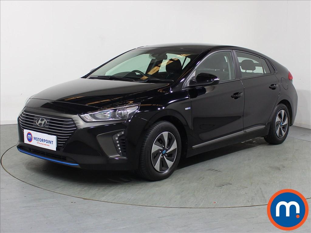 Hyundai Ioniq SE - Stock Number 1080084 Passenger side front corner