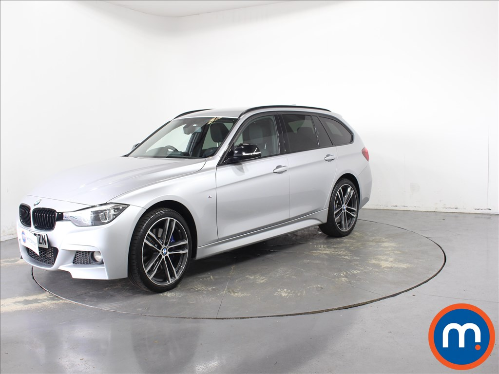 BMW 3 Series M Sport Shadow Edition - Stock Number 1100851 Passenger side front corner