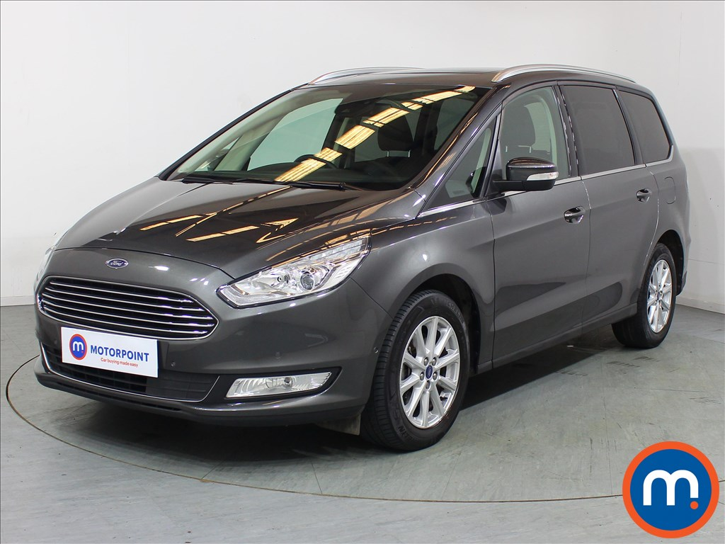 Ford Galaxy Titanium X - Stock Number 1093634 Passenger side front corner