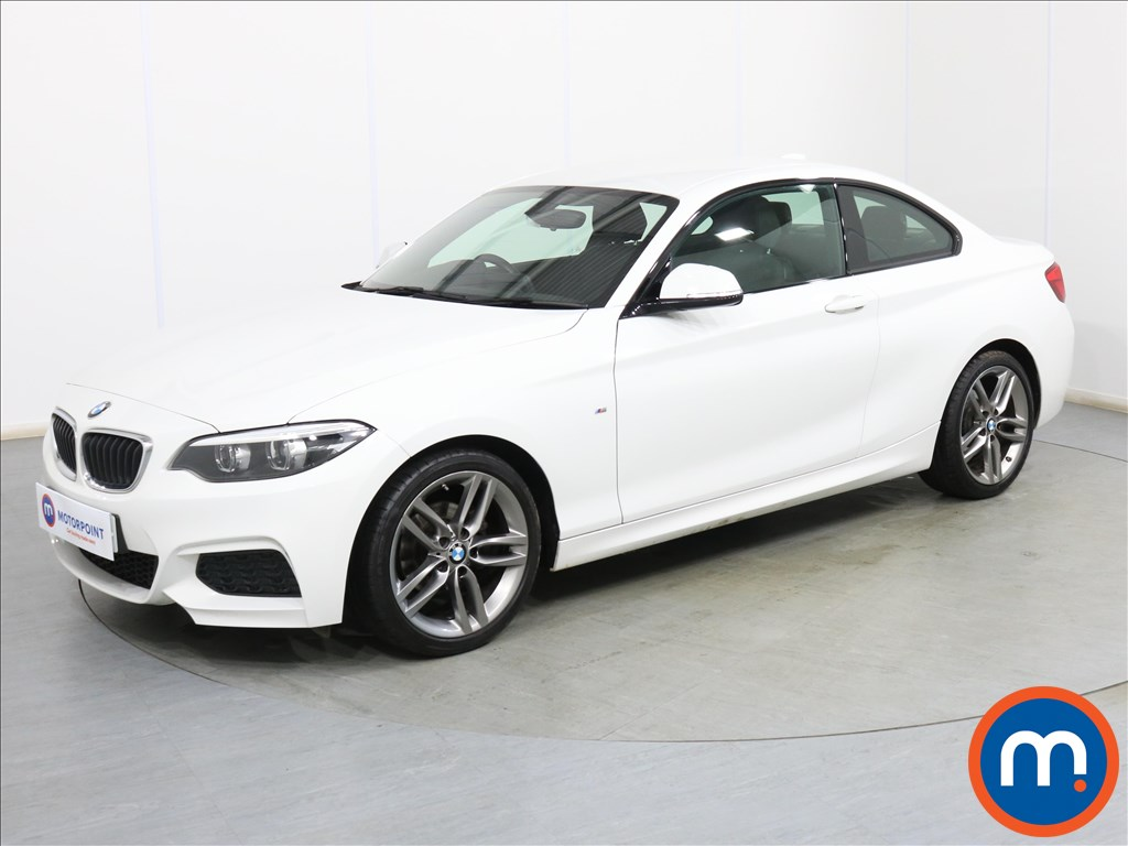 BMW 2 Series M Sport - Stock Number 1099126 Passenger side front corner