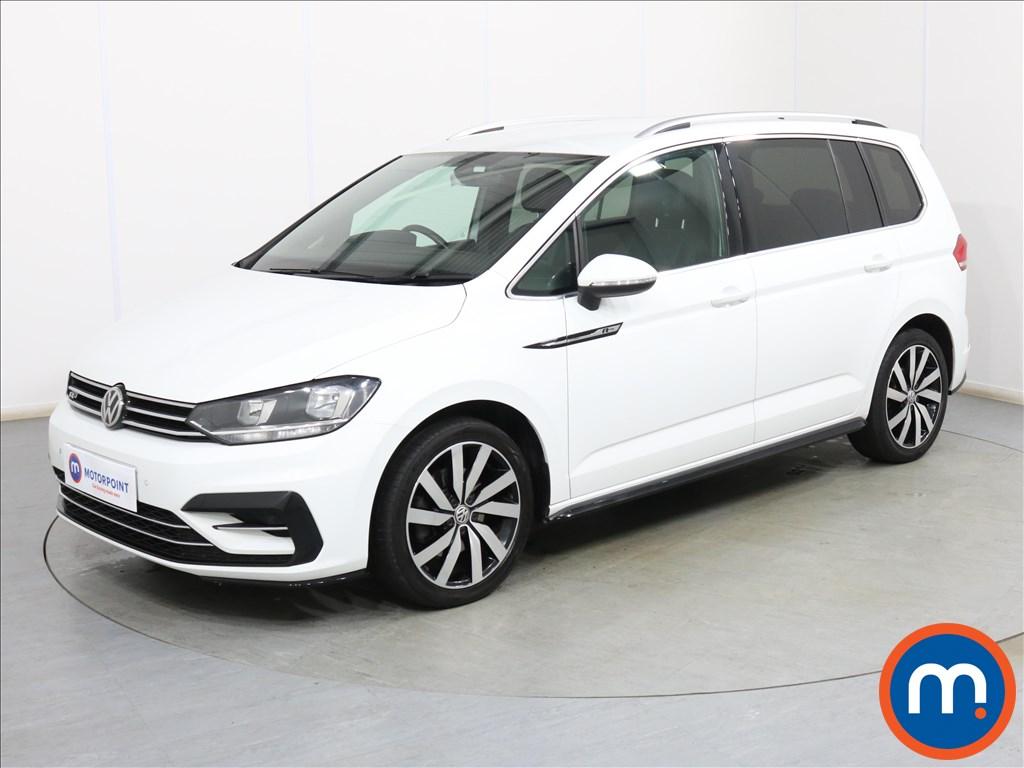 Volkswagen Touran R Line - Stock Number 1100929 Passenger side front corner