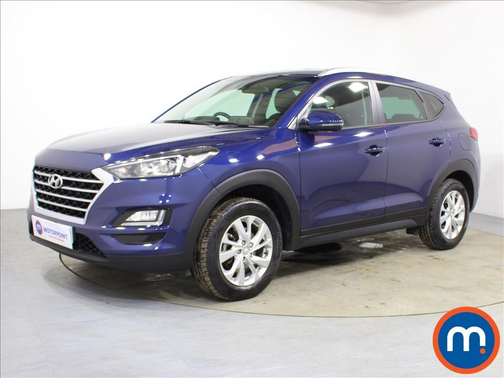 Hyundai Tucson SE Nav - Stock Number 1096767 Passenger side front corner