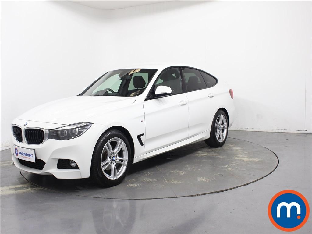 BMW 3 Series M Sport - Stock Number 1096567 Passenger side front corner