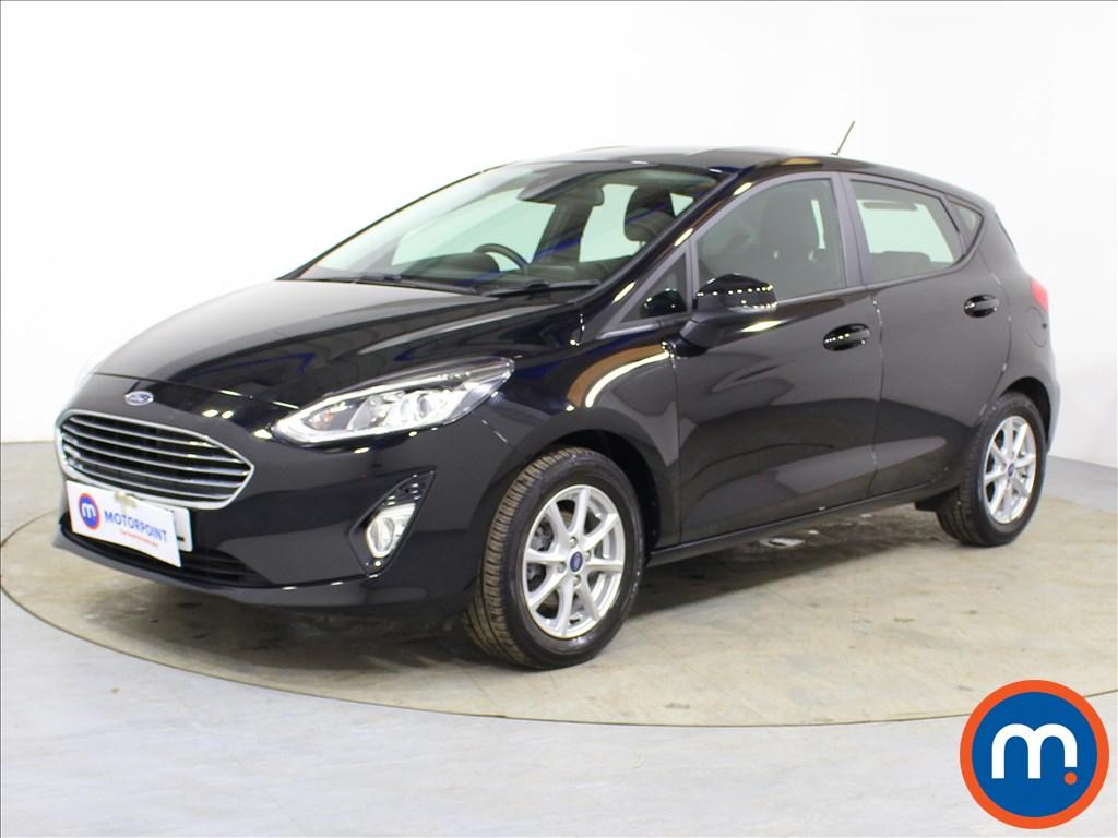 Ford Fiesta Zetec - Stock Number 1100759 Passenger side front corner