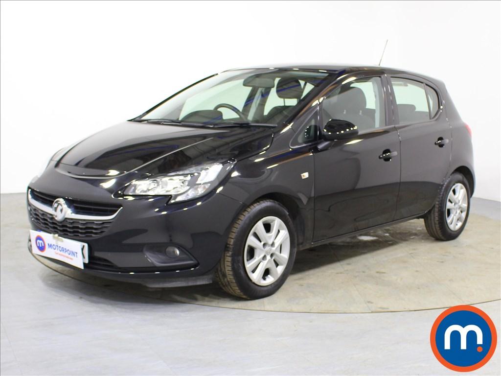 Vauxhall Corsa Design - Stock Number 1096242 Passenger side front corner