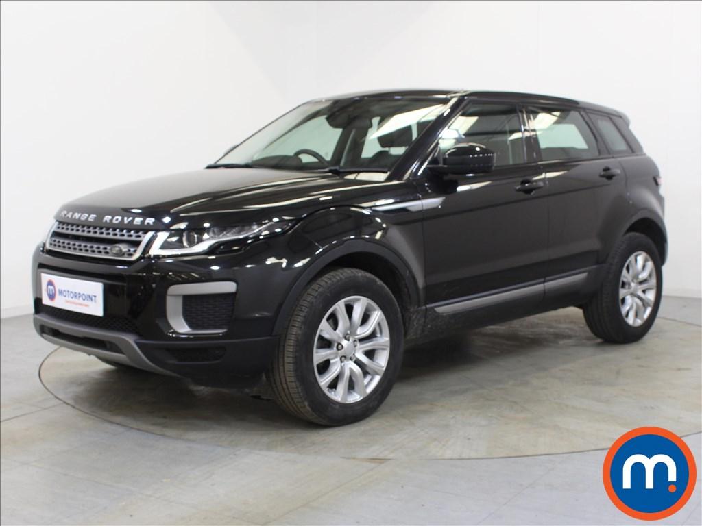 Land Rover Range Rover Evoque SE - Stock Number 1096481 Passenger side front corner
