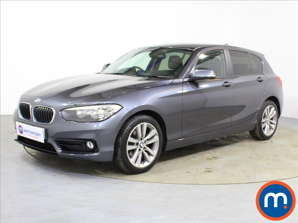 BMW 1 Series Sport - Stock Number 1097959 Passenger side front corner