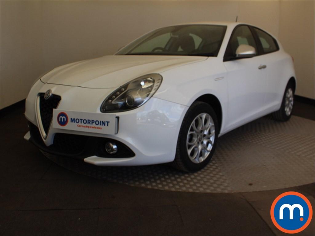 Alfa Romeo Giulietta Super - Stock Number 1092658 Passenger side front corner
