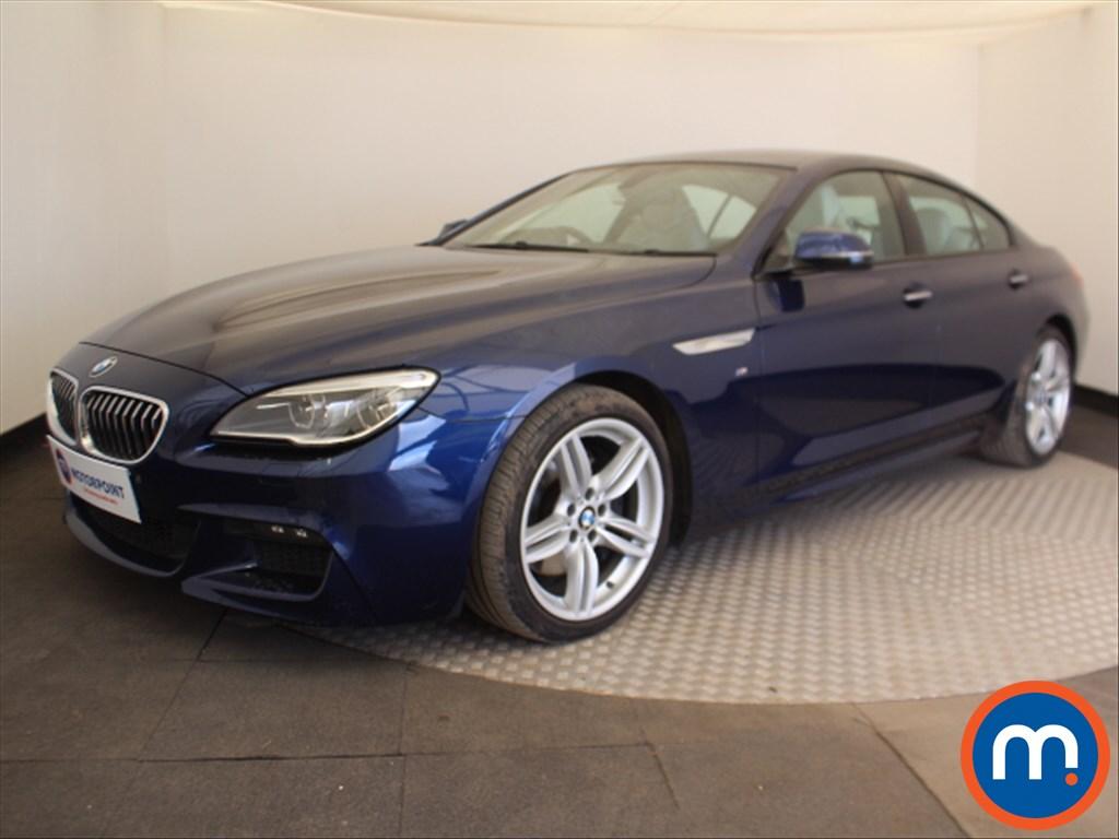 BMW 6 Series M Sport - Stock Number 1099829 Passenger side front corner