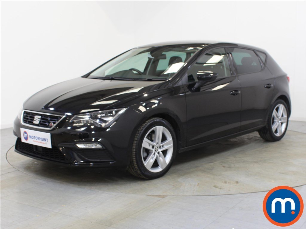 Seat Leon FR Technology - Stock Number 1101674 Passenger side front corner