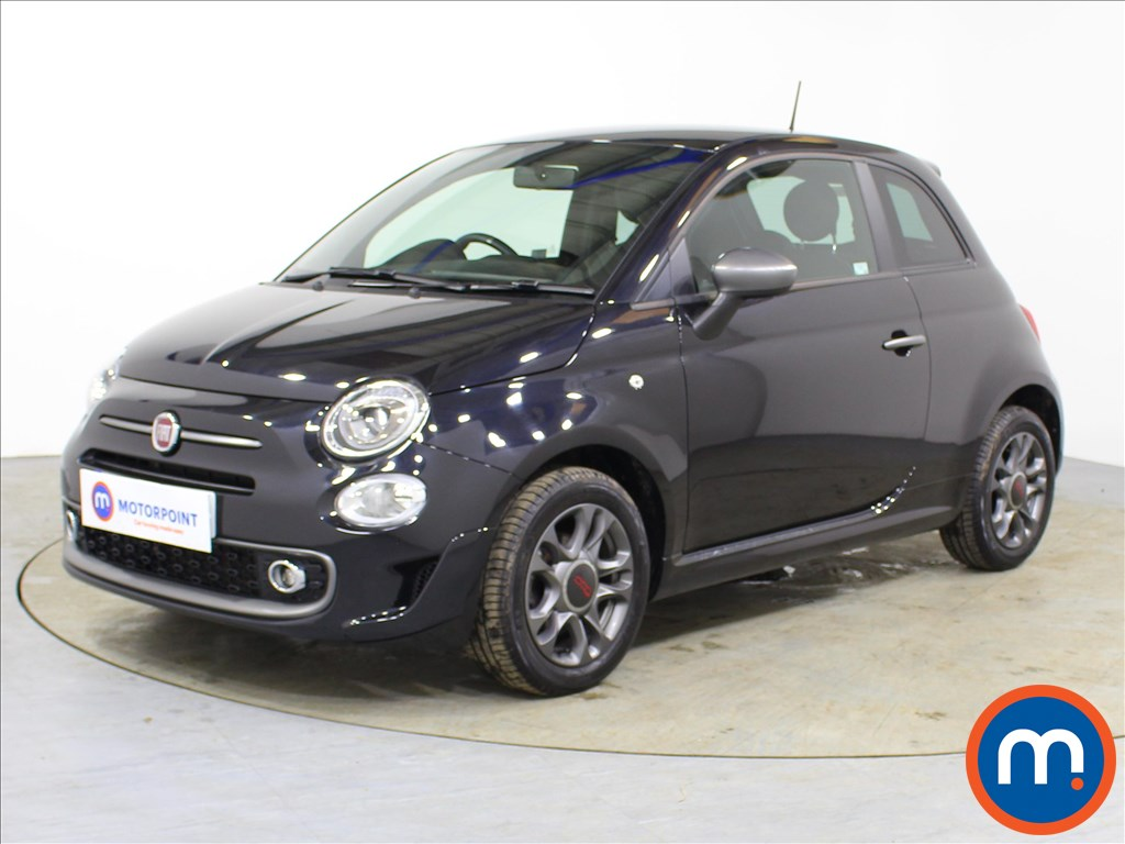 Fiat 500 S - Stock Number 1098512 Passenger side front corner