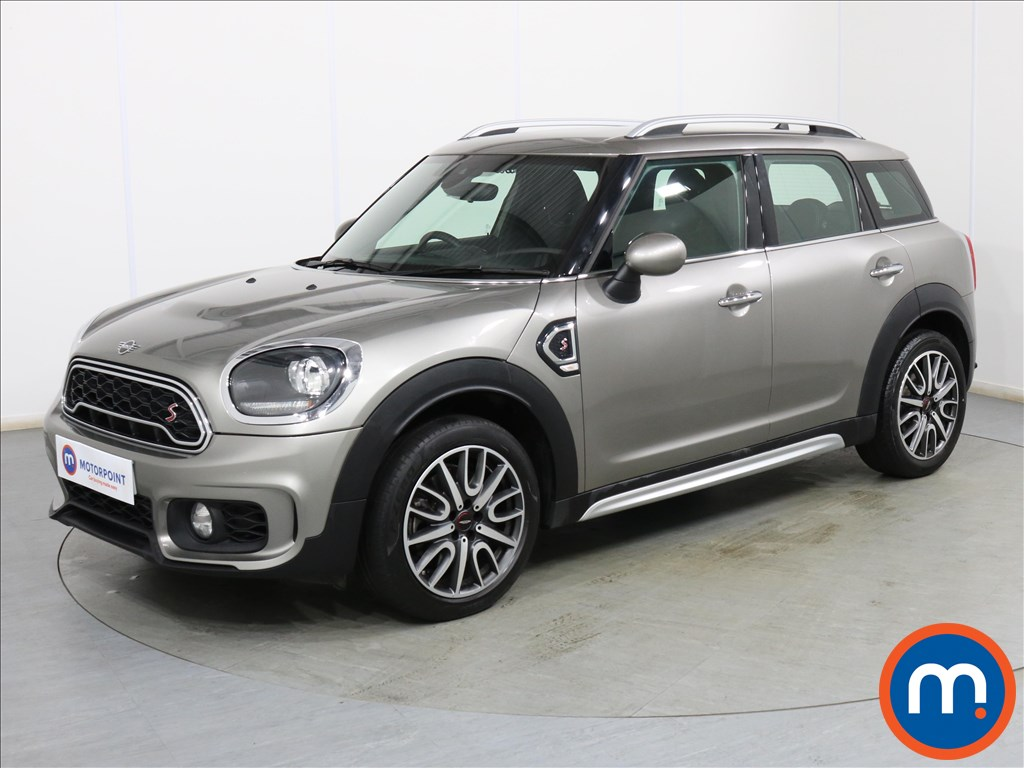 Mini Countryman Cooper S Sport - Stock Number 1099344 Passenger side front corner