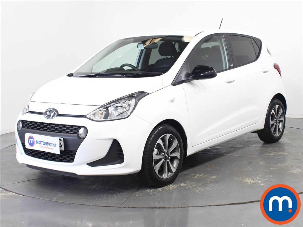 Hyundai I10 Play - Stock Number 1095344 Passenger side front corner