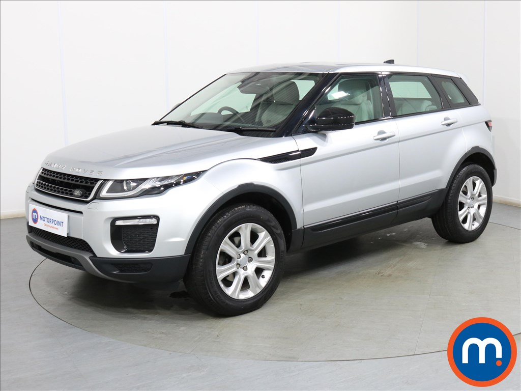Land Rover Range Rover Evoque SE Tech - Stock Number 1101899 Passenger side front corner