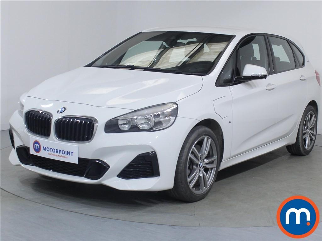 BMW 2 Series M Sport - Stock Number 1099700 Passenger side front corner