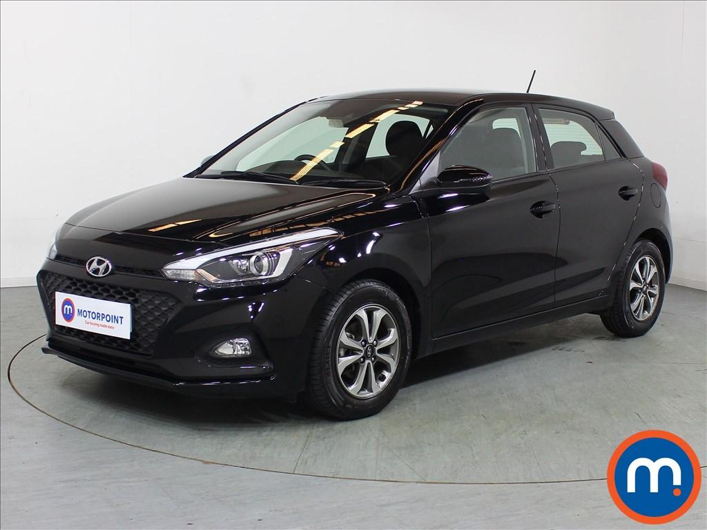Hyundai I20 SE - Stock Number 1097147 Passenger side front corner