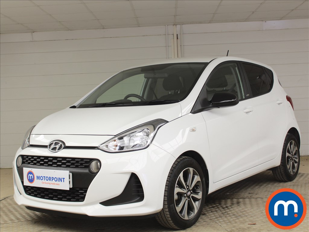 Hyundai I10 Play - Stock Number 1095269 Passenger side front corner