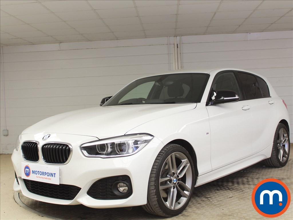BMW 1 Series M Sport - Stock Number 1096295 Passenger side front corner