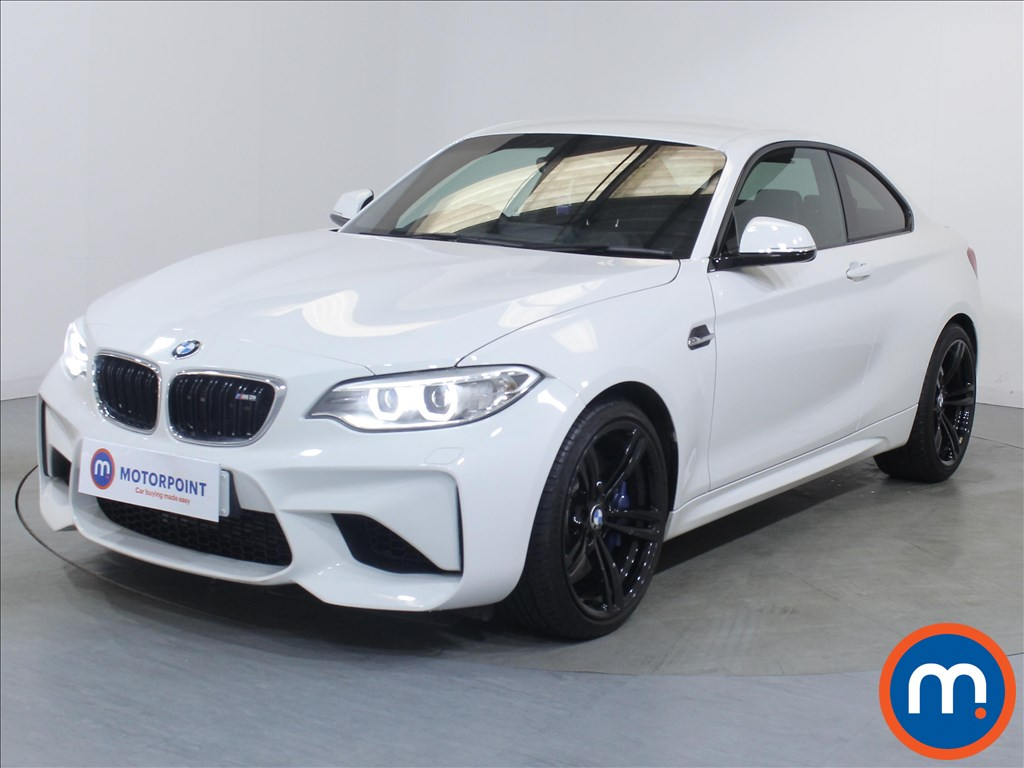 BMW M2 M2 - Stock Number 1093574 Passenger side front corner