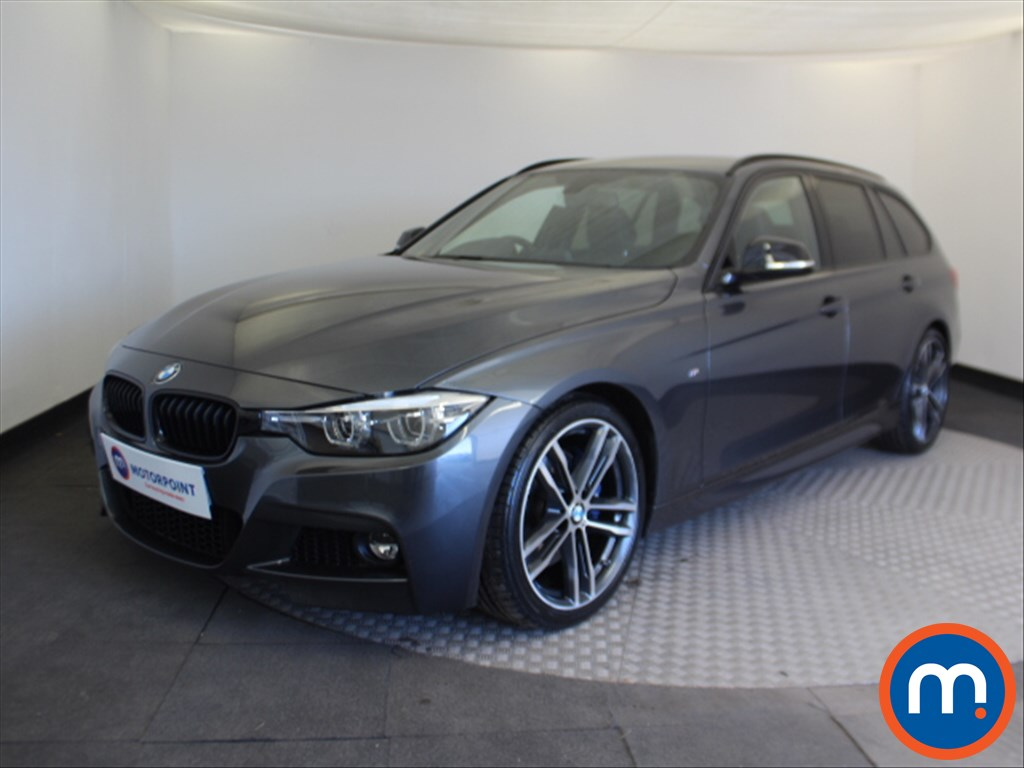 BMW 3 Series M Sport Shadow Edition - Stock Number 1096885 Passenger side front corner