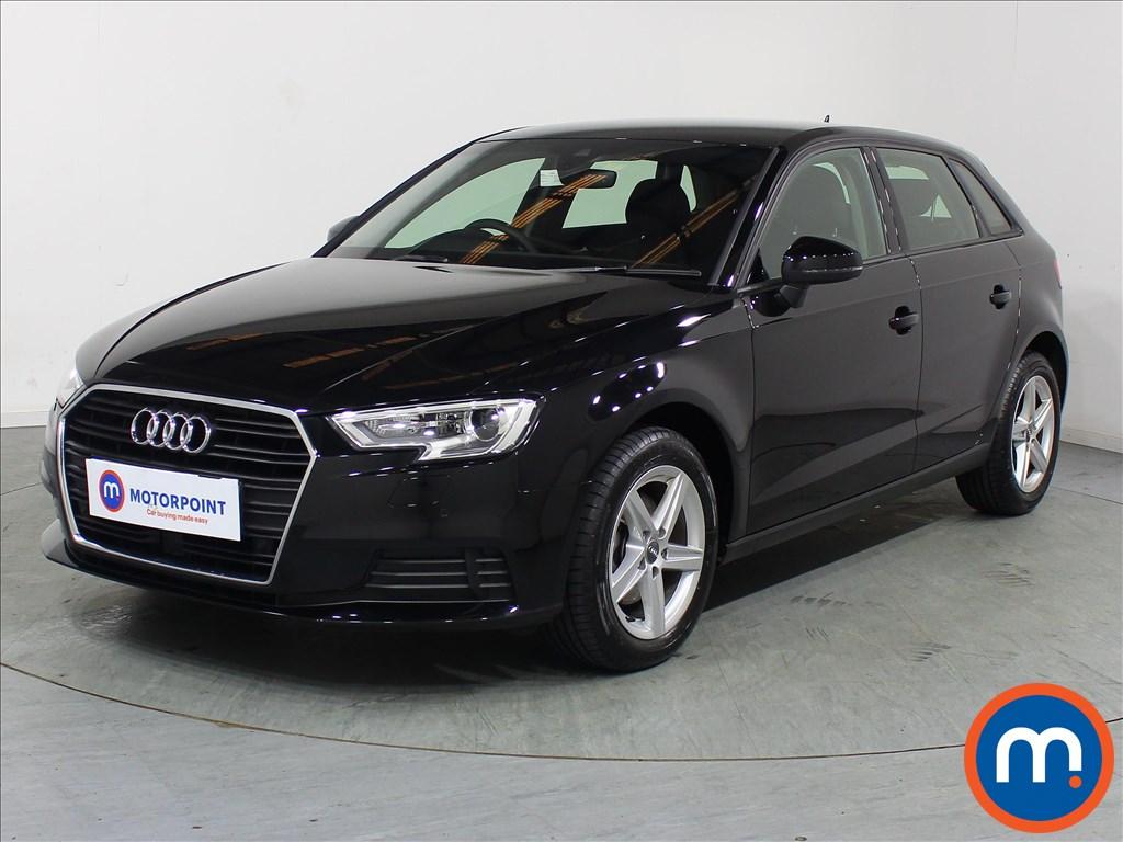 Audi A3 SE Technik - Stock Number 1100829 Passenger side front corner