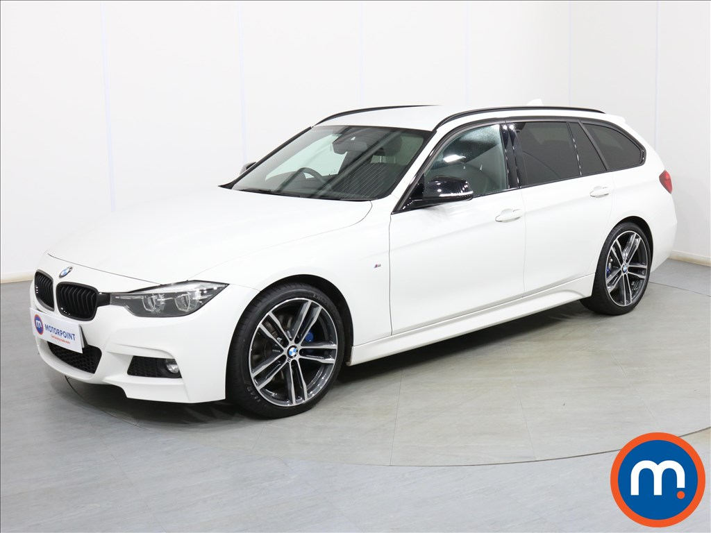 BMW 3 Series M Sport Shadow Edition - Stock Number 1100402 Passenger side front corner