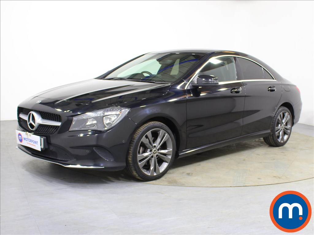Mercedes-Benz Cla Class Sport - Stock Number 1100840 Passenger side front corner