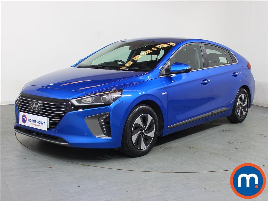 Hyundai Ioniq Premium SE - Stock Number 1087848 Passenger side front corner