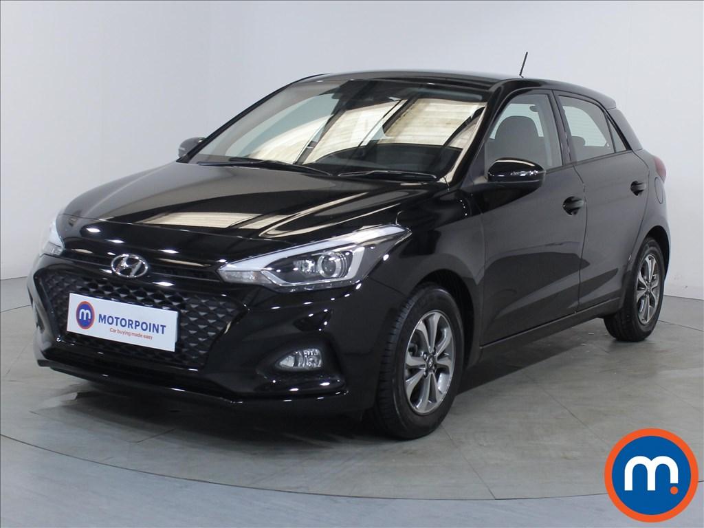 Hyundai I20 SE - Stock Number 1098518 Passenger side front corner