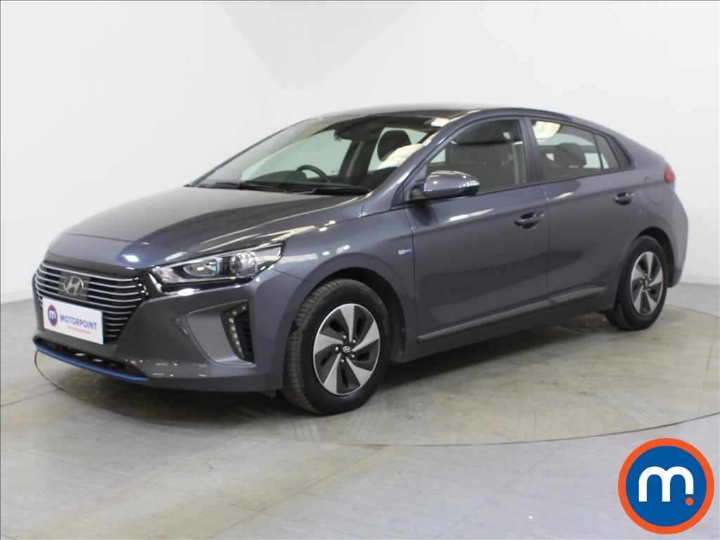 Hyundai Ioniq SE - Stock Number 1080077 Passenger side front corner