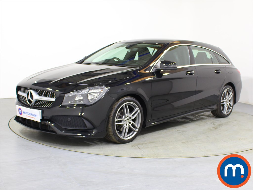 Mercedes-Benz Cla Class AMG Line Edtion - Stock Number 1100357 Passenger side front corner