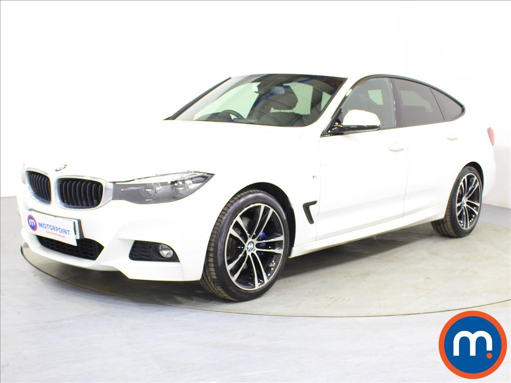 BMW 3 Series M Sport - Stock Number 1101188 Passenger side front corner