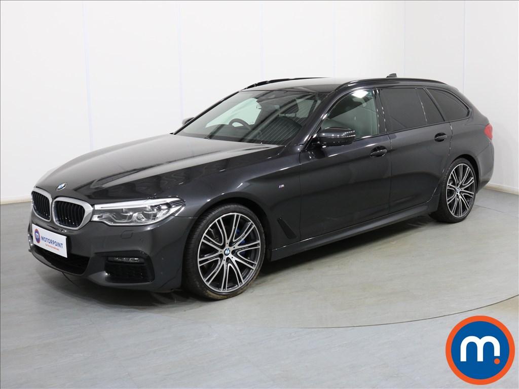 BMW 5 Series M Sport - Stock Number 1101543 Passenger side front corner