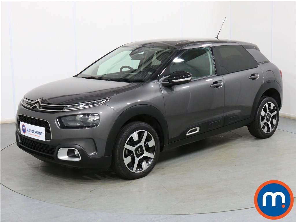 Citroen C4 Cactus Flair - Stock Number 1101586 Passenger side front corner