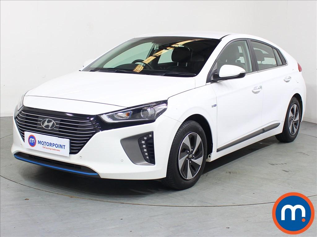 Hyundai Ioniq Premium SE - Stock Number 1087833 Passenger side front corner
