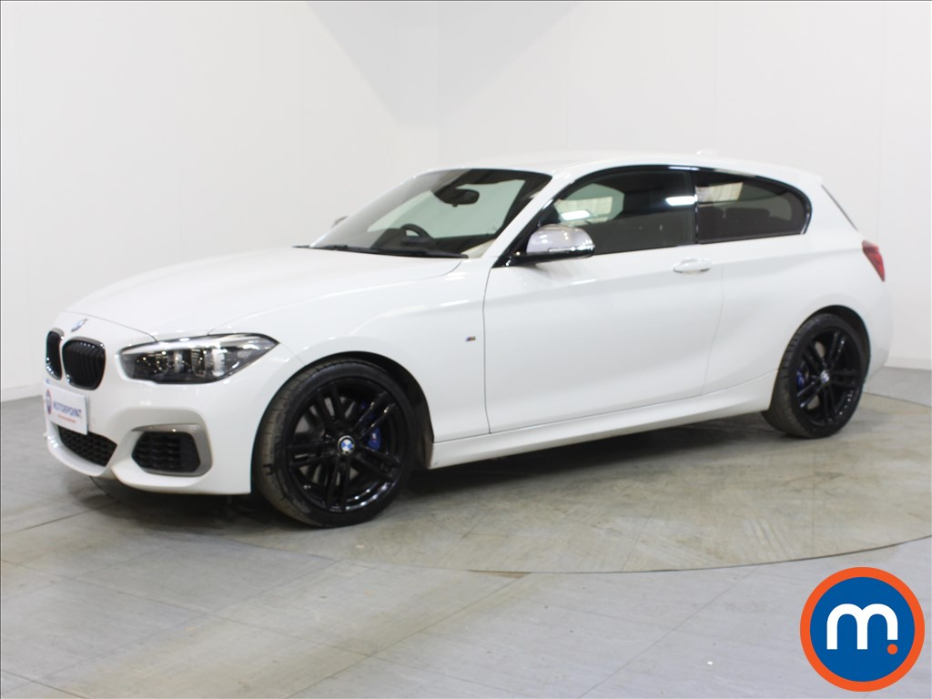 BMW 1 Series M140i Shadow Edition - Stock Number 1100642 Passenger side front corner
