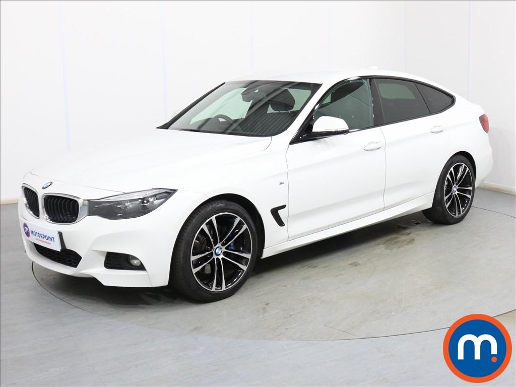 BMW 3 Series M Sport - Stock Number 1100386 Passenger side front corner