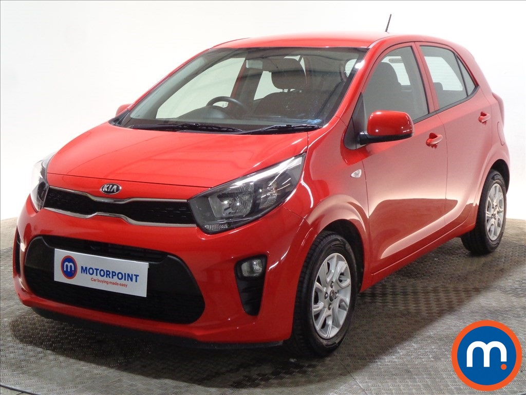 KIA Picanto 2 - Stock Number 1099838 Passenger side front corner