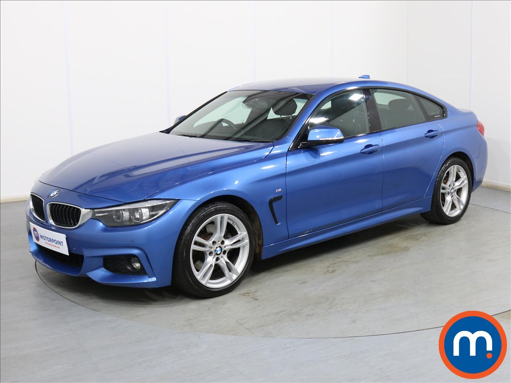 BMW 4 Series M Sport - Stock Number 1099850 Passenger side front corner