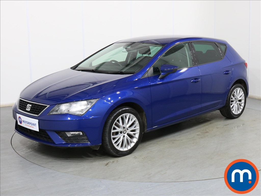 Seat Leon SE Dynamic Technology - Stock Number 1102403 Passenger side front corner